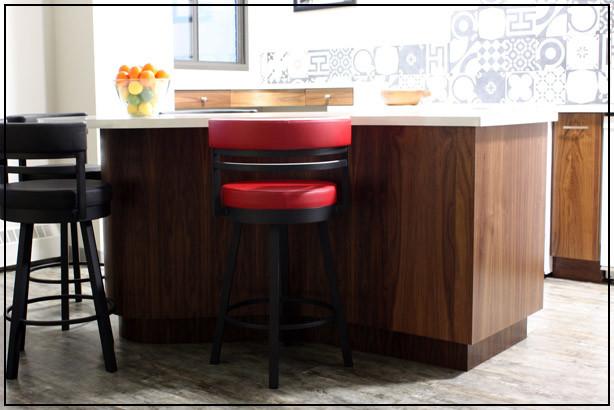 Lethbridge Custom Tile, Cabinets & Countertops - Kitchen