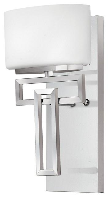 Lanza Contemporary Bathroom Wall Light