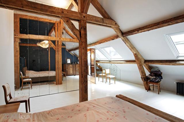 Maison Paris 19ème chambre