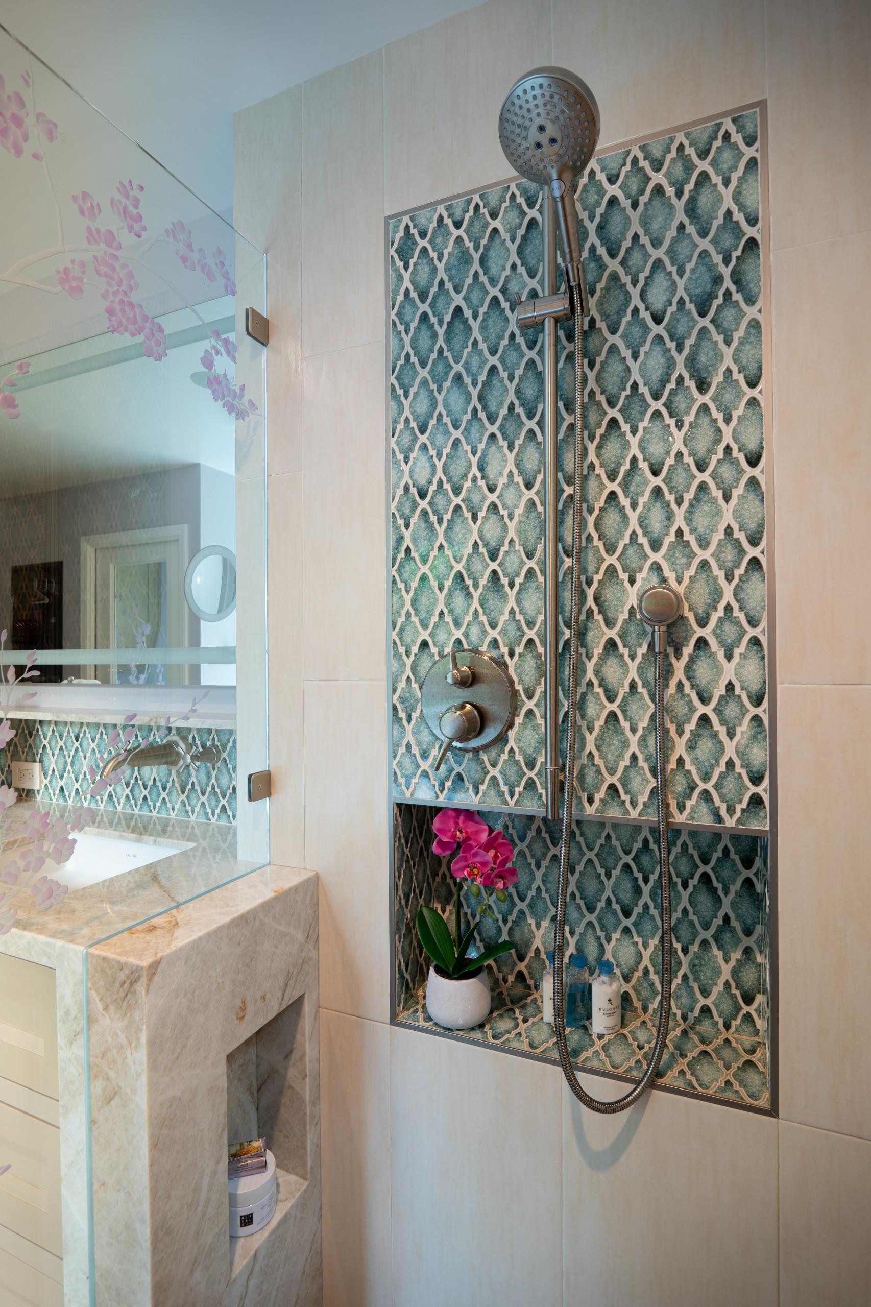Los Altos Master Bath Luxury