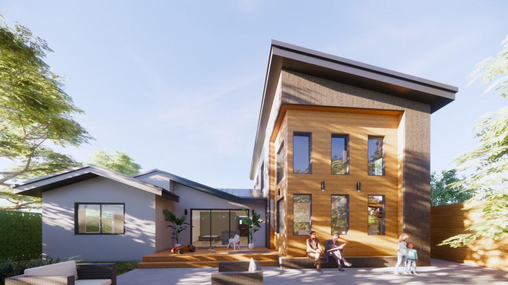 Modern Design Addition -  San Jose II