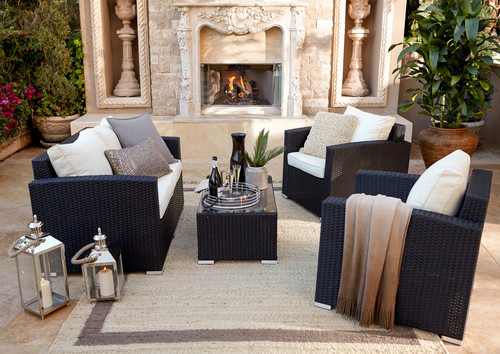 modern The Best Wicker Conversation Sets You Can Buy