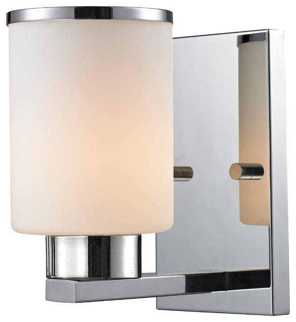 Houzz bathroom vanity lighting justice design fusion for Z gallerie bathroom lights
