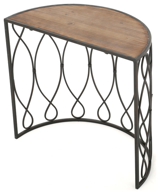 Marbella Large Rustic Accent Table