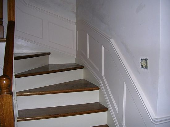 Raised Panel Wainscoting For Stairs Toronto By Elite