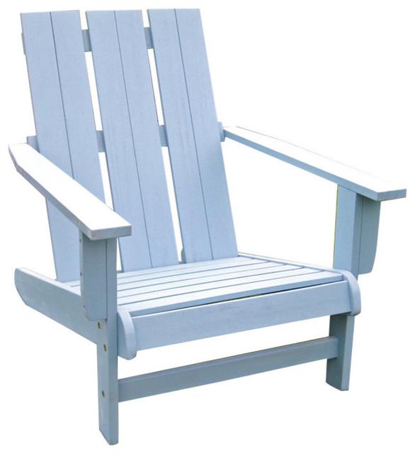 Cape Cod Adirondack Chair Blue