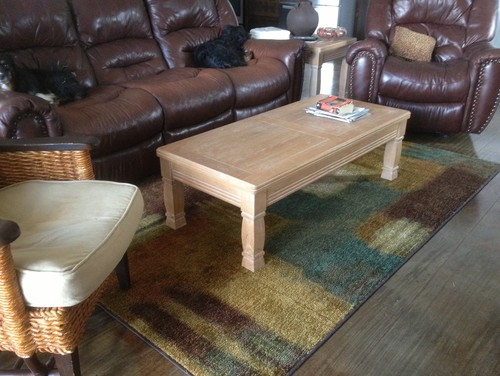 Coffee TableEnd Table Refinish