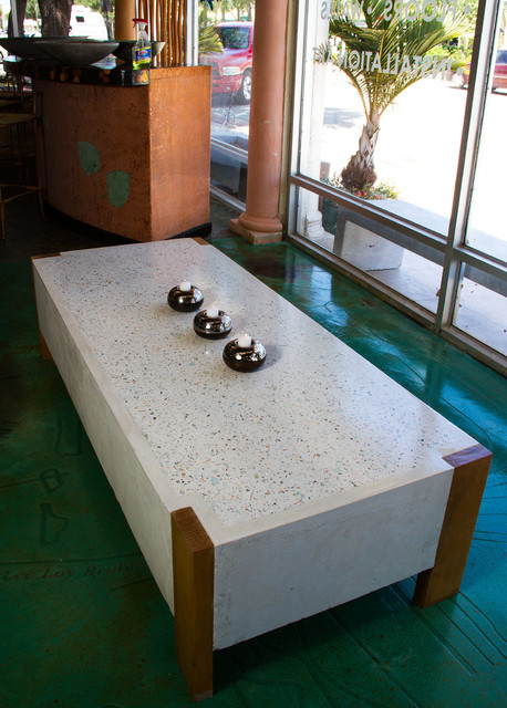 Coffee Accent Tables Beach Style Coffee Tables Other By Coulter Designs
