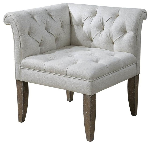 traditional corner chair transitional armchairs and accent