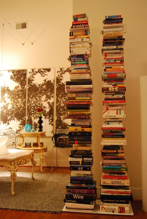 Nicole Lanteri eclectic living room