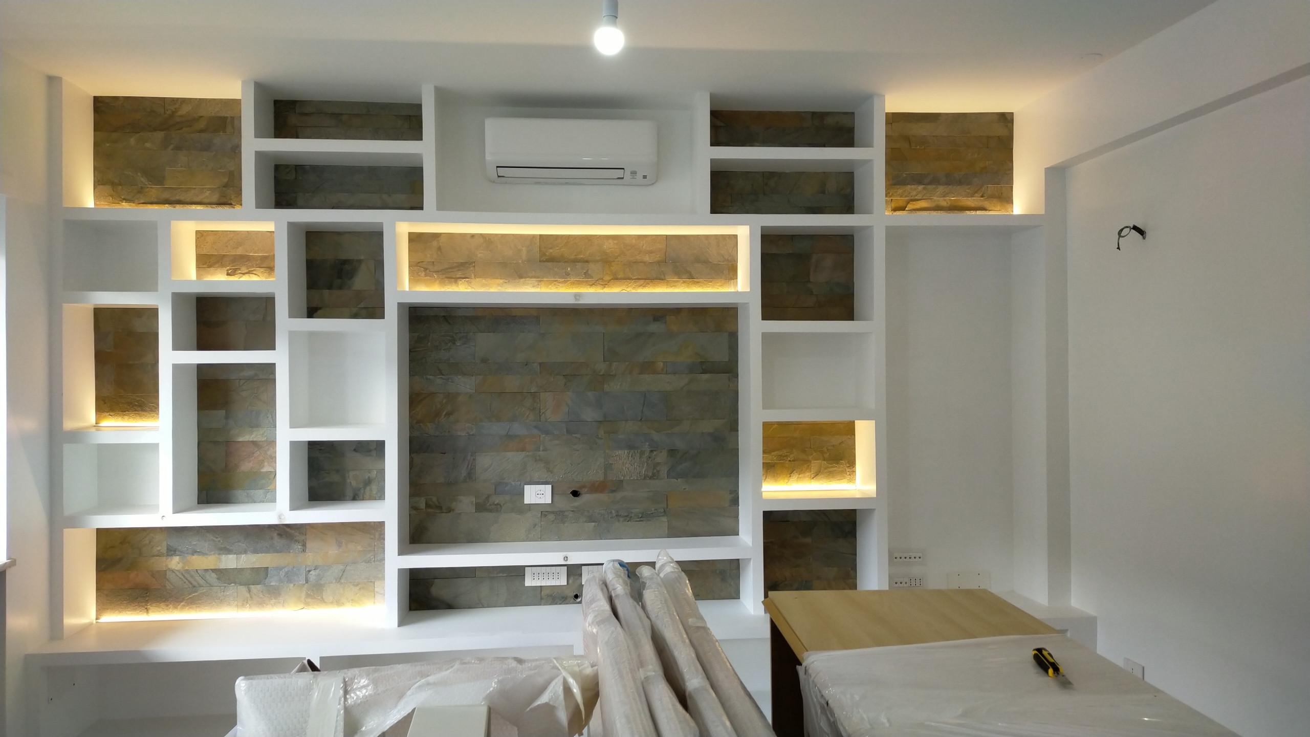 Ristrutturazione completa appartamento zona Ponte Milvio