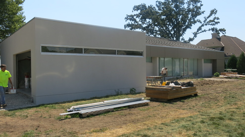 Modern Landscape Renovation - Racine
