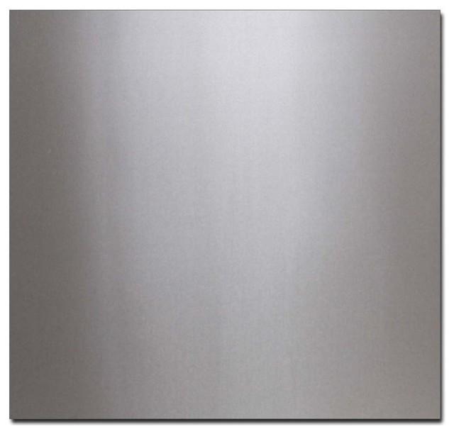 Kobe Stainless Steel Back Splash Panel Contemporary