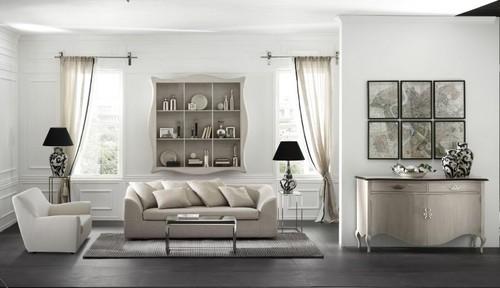 Colori pavimento e pareti for Colori pareti soggiorni moderni