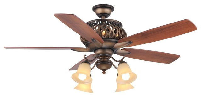 Wind River Estela 52 Quot Ceiling Fan With Remote Control