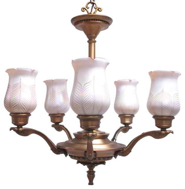 Quoizel Lighting 5 Light Chandelier