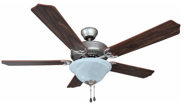 """Hardware House 12-7059 52"""" 5-Blade Ceiling Fan."""