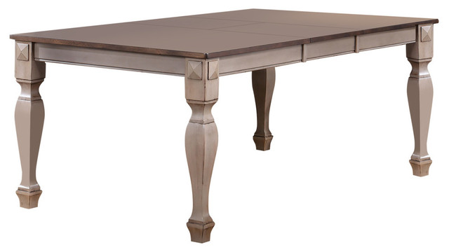 Joanna Dining Table With Butterfly Extension.