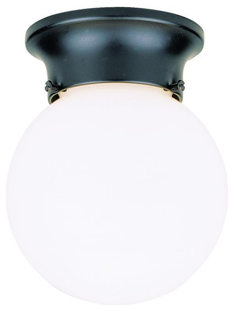 shop houzz westinghouse one light flush mount outdoor
