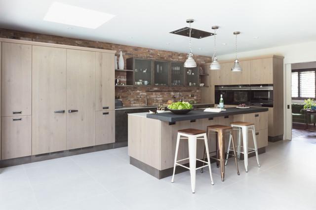 Diesel Social Kitchen Radlett - Modern - Kitchen - Hertfordshire ...