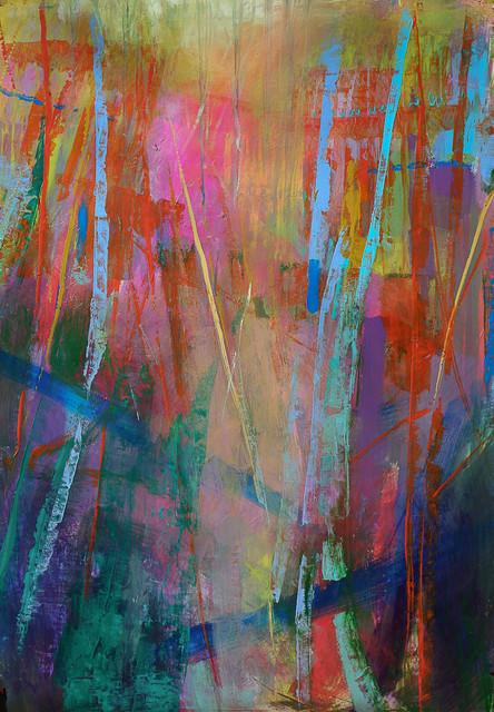 Cheryl Johnson Artist Rainbow Waterfall