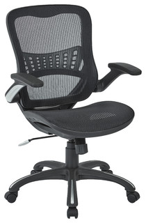 Work Smart Mesh Seat and Back Managers Chair In Mesh - Contemporary on black office telephone, black accent chair, black office man, black designer chair, black fabric folding chair, black lift chair, high back executive leather desk chair, black couch chair, black lounge chair, black womb chair, black storage chair, black diamond chair, black and white office background, black lounging chair, black camp chair, computer chair, black oriental chair, black game chair, black studio chair, black easy chair,