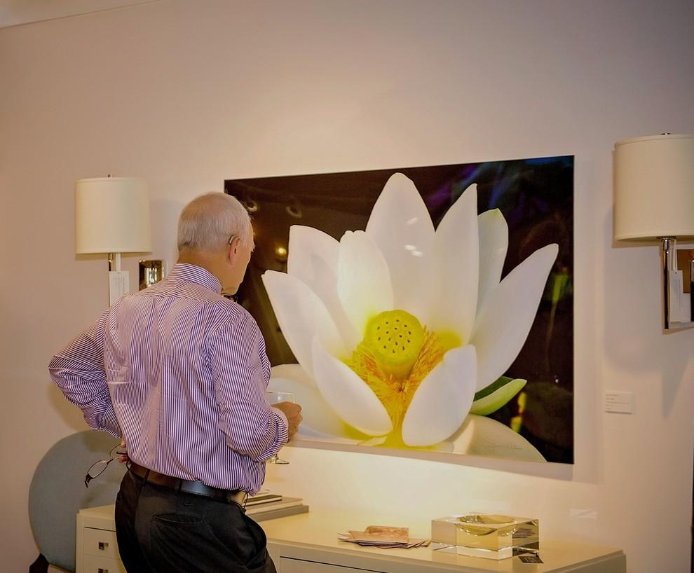 LUXE EVENT: Laurel Feldman Photography at Henredon Showroom