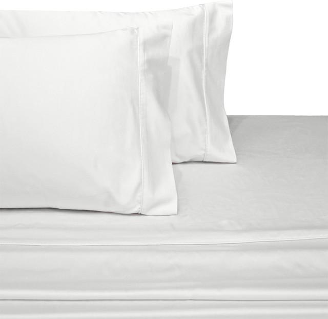 22 Extra Deep Pocket Stripe Cotton Sheet Set 650 Thread Count