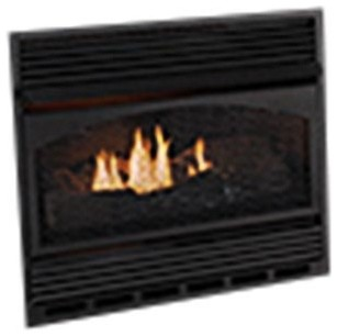 "Superior Vcm3026ztn 26"" Vent-Free Thermostat Fireplace, Natural Gas"