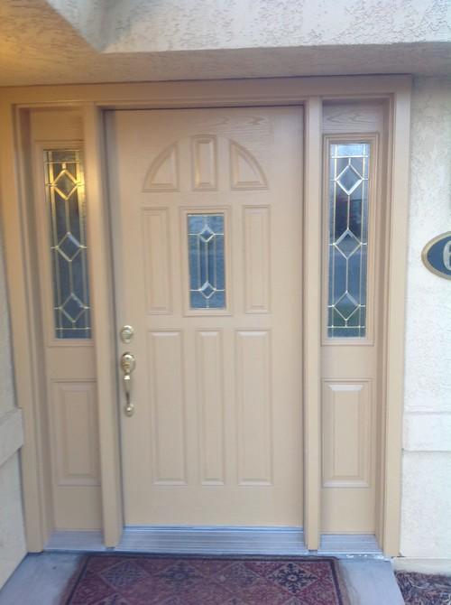 & Entry Door