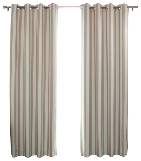 vertical stripe curtains contemporary curtains by. Black Bedroom Furniture Sets. Home Design Ideas