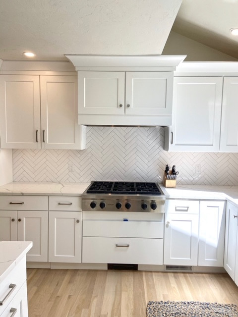 Kitchen Cabinet Upgrade and Remodel
