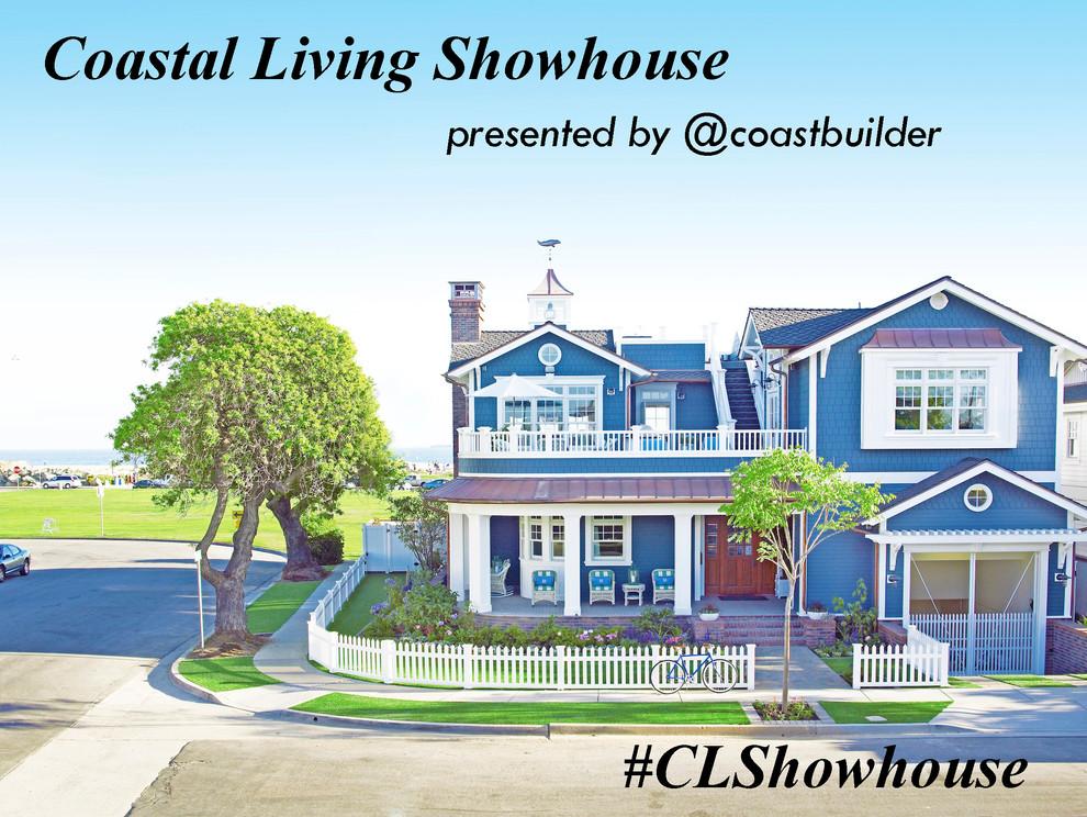 Coastal Living Magazine Showhouse