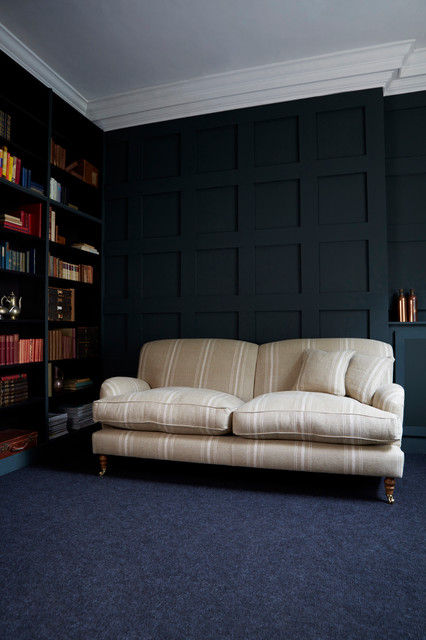 The Kentwell Large Sofa Traditional Home Office Library London By Sofas Stuff