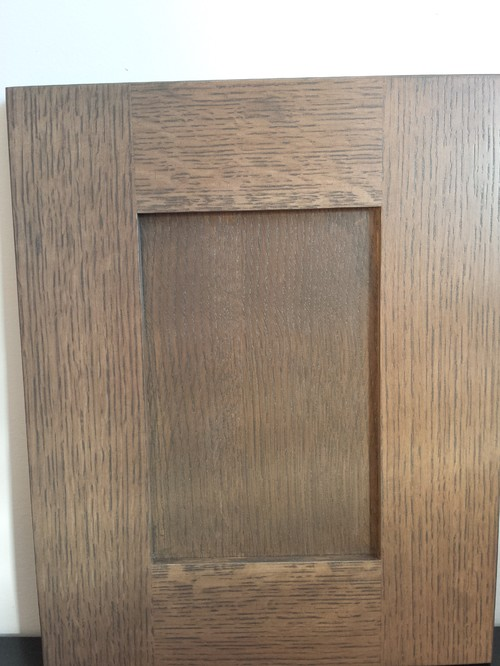 Rift Sawn Red Oak Cabinets Homedesignview Co