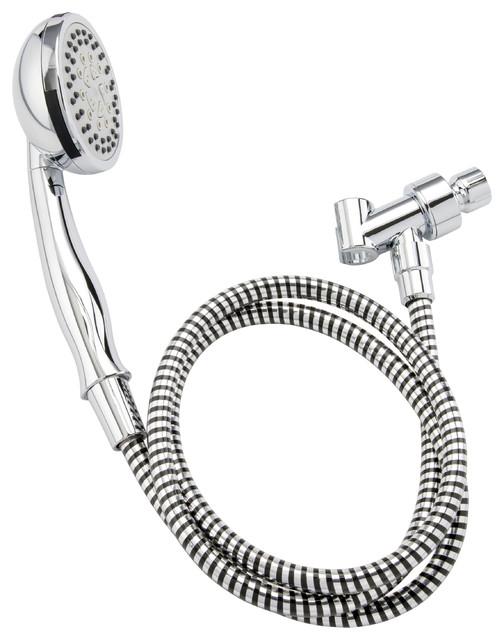 Keeney Styelewise 5 Function Handheld Shower Kit - Traditional ...