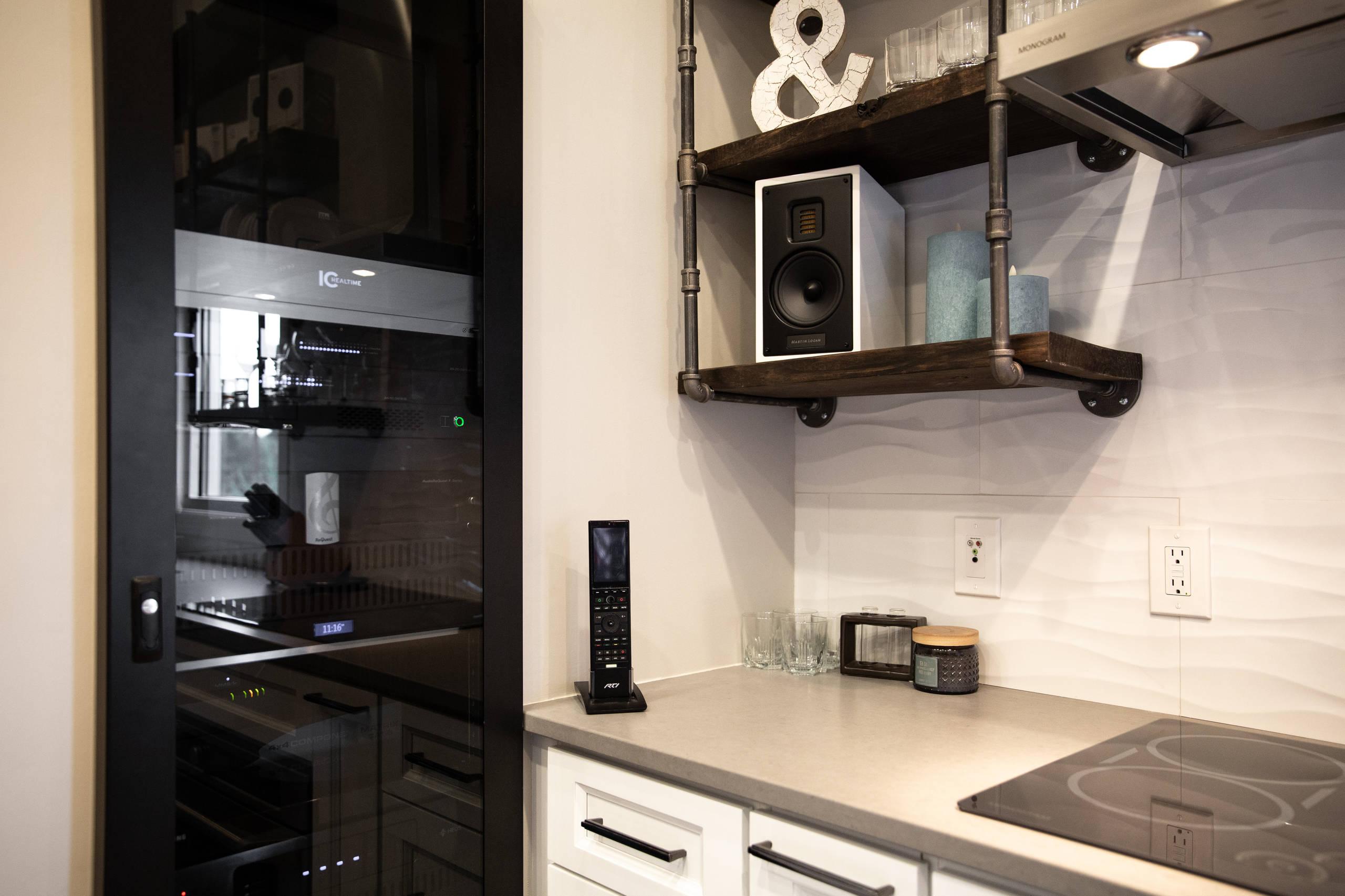 AV Integration Showroom