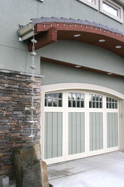 Contemporary Pacific Northwest Custom Home