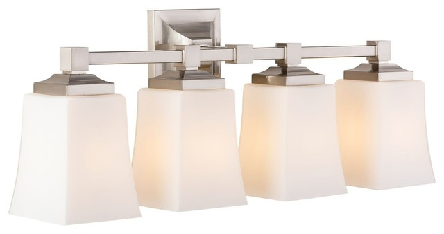 Brighton Vanity Wall Sconce 4 Light