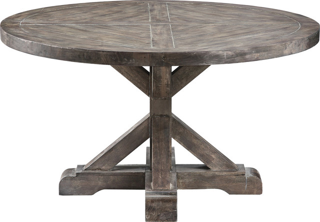 Bridgeport Round Cocktail Table, 611-013.