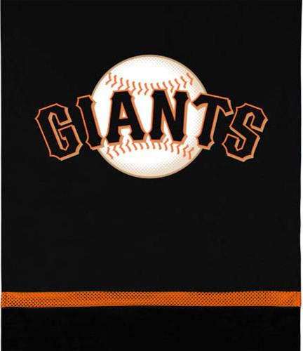 Mlb San Francisco Giants Team Logo Baseball Wall Hanging