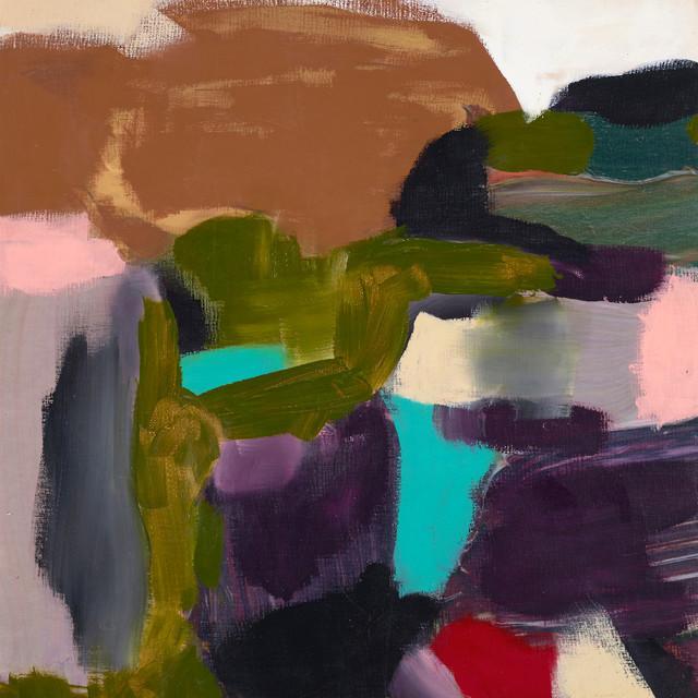 """Jewel Night"" Artwork, Unframed"