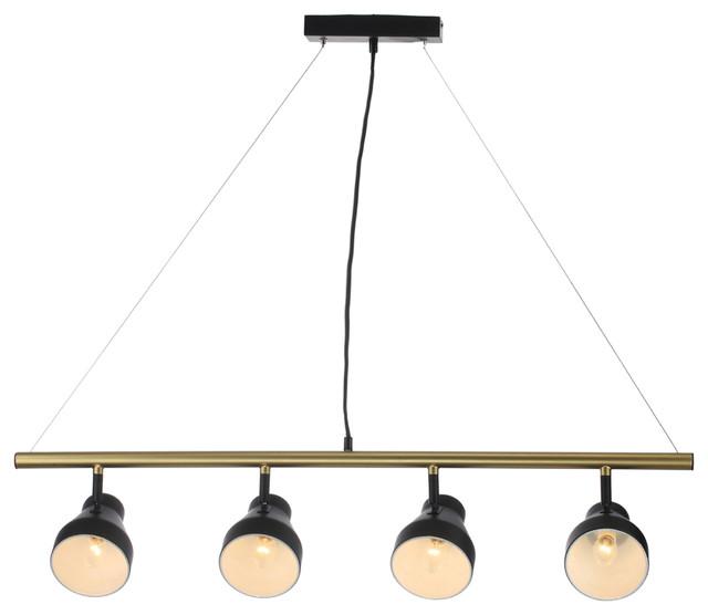 Sackville Over-Island Pendant Lamp.
