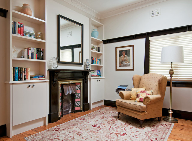 Californian Bungalow Renovation Traditional Sydney By Luisa Volpato Interiors