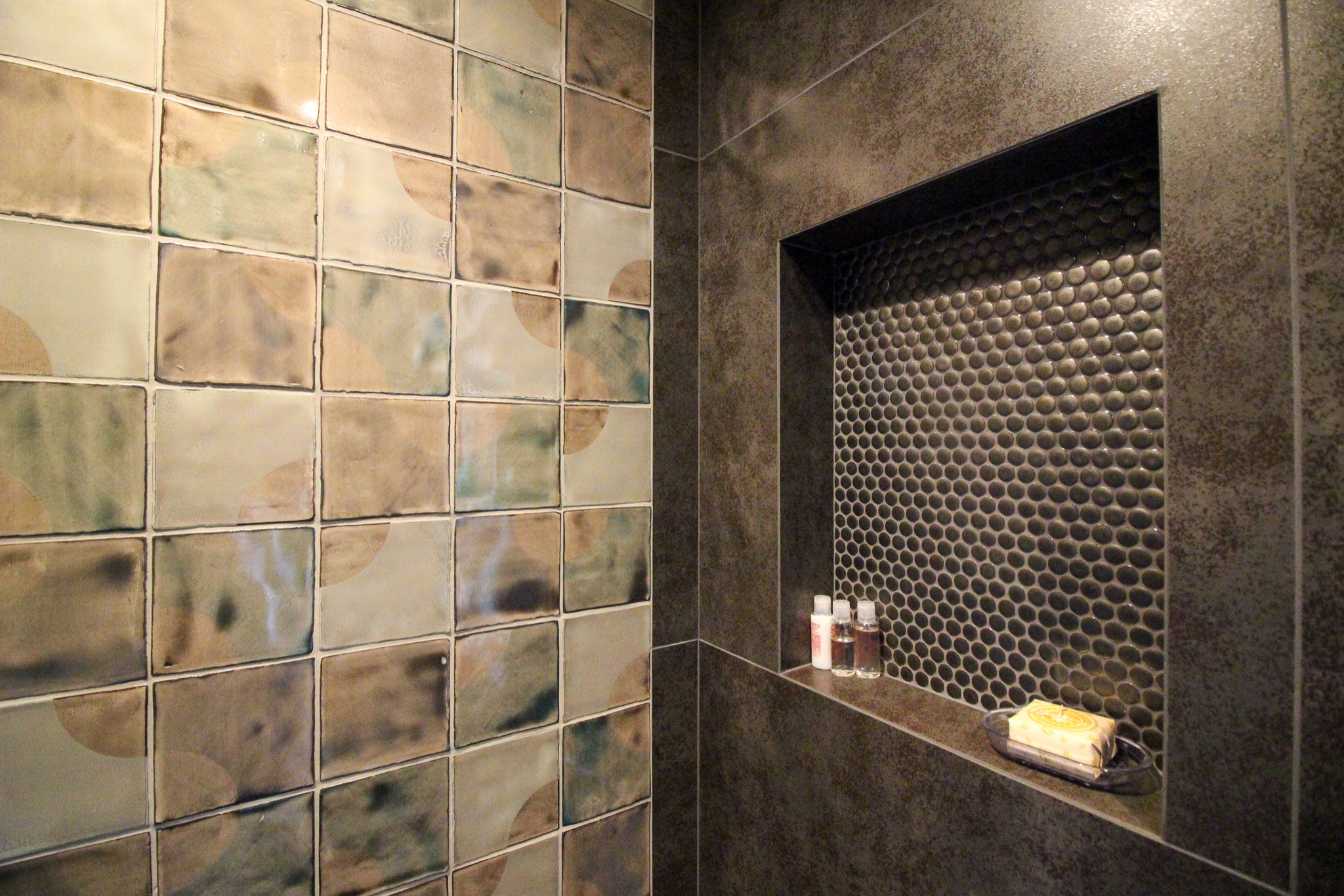 Contemporary Treehouse Guest Bathroom 2