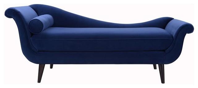Superb Kai Chaise Navy Blue Spiritservingveterans Wood Chair Design Ideas Spiritservingveteransorg