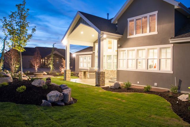 Walker Home Design – Castle Home