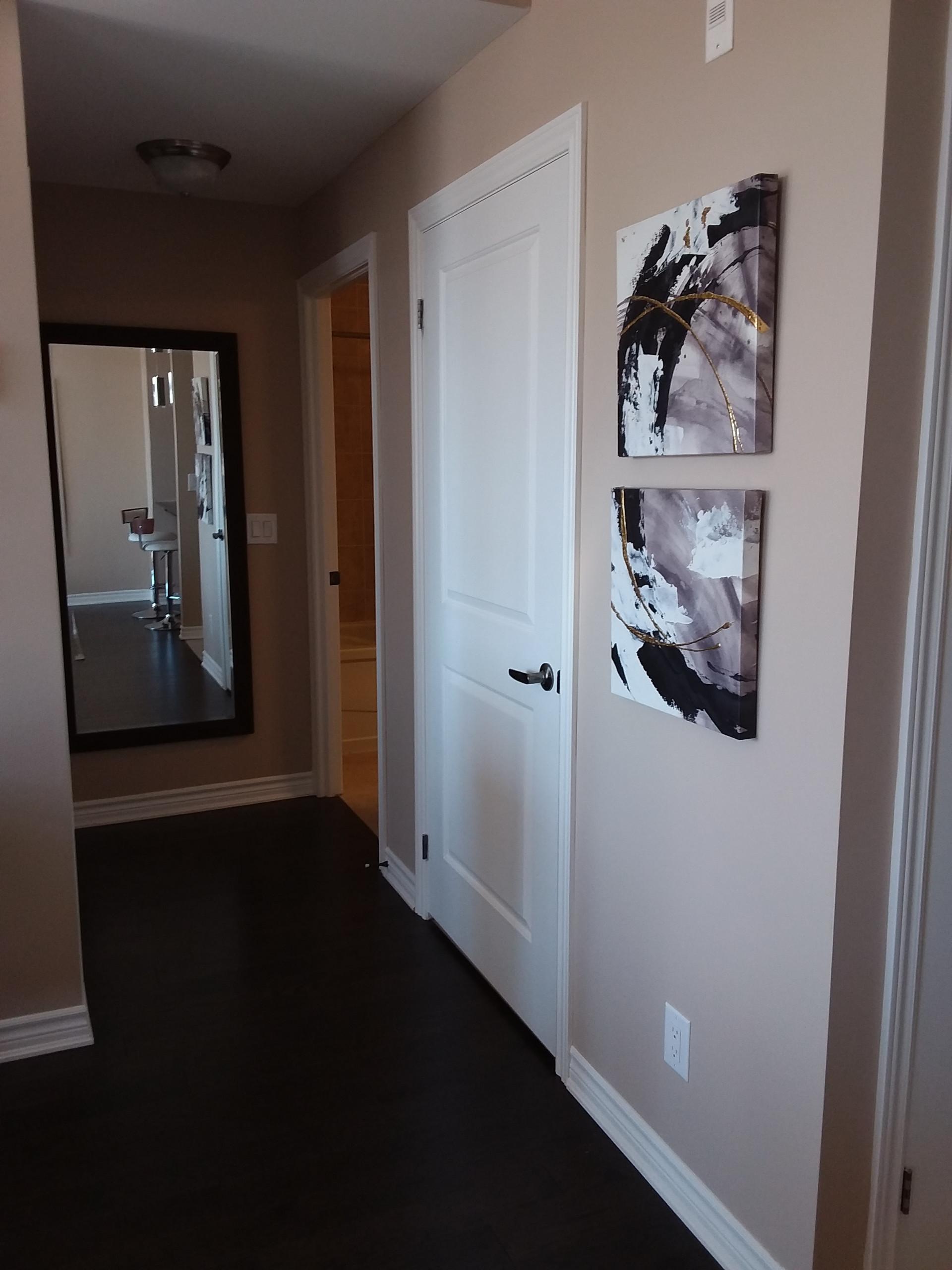 Small space design:  condo design oakville