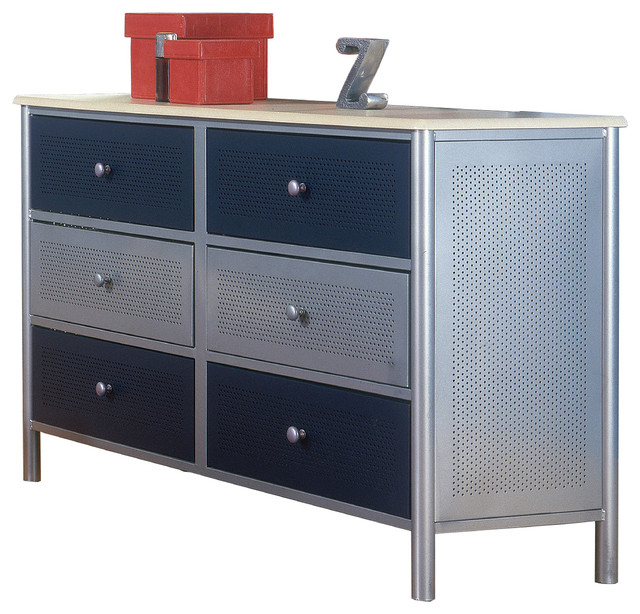 Brayden Youth Dresser Transitional Kids Dressers And Armoires