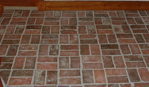 How To Clean Unsealed Brick Floors Home Flooring Ideas